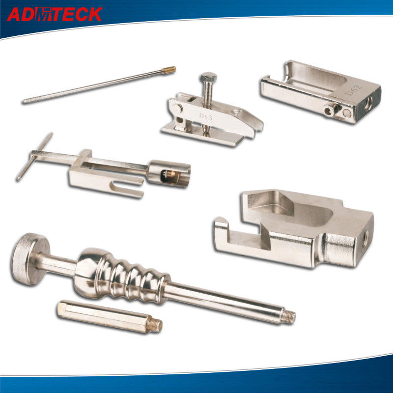 High strength dismouting Common Rail Injector Tools set thermal treatment